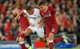 Liverpool 2-2 Sevilla FC: Anfield, ´This is el Sevilla´