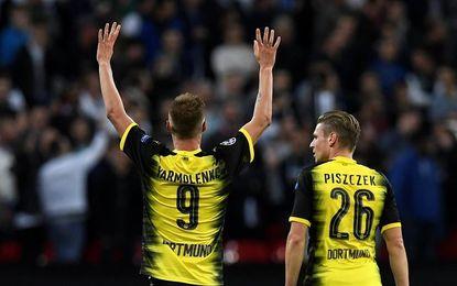 3-1. Kane y Son desarman al Dortmund en el inmejorable estreno del Tottenham