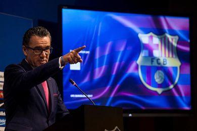 El Barça no contempla el escenario de dejar de jugar la Liga española