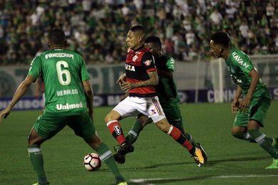0-0. Chapecoense y Flamengo empatan y aplazan la definición para la próxima semana