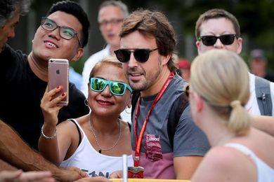 """Alonso: """"Donde vaya el año que viene, me van a volver a ver ganar"""""""