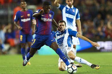 El Espanyol traslada a LaLiga todos los insultos recibidos en el Camp Nou