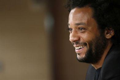 """Marcelo: """"Es un orgullo inmenso entrar en la historia del Real Madrid"""""""