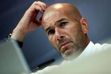 """Zidane sobre París 2024: """"Espero que sean unos grandes Juegos"""""""
