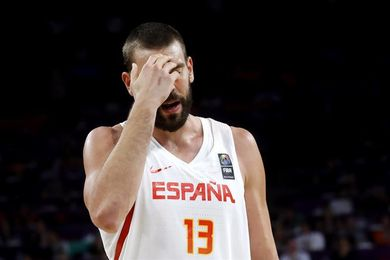 Jornada de reflexión para la selección española