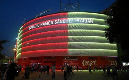 La UEFA pone pegas al Sánchez-Pizjuán para acoger la final de la Europa League