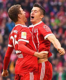 El Bayern, sin James, escapa de la crisis con goleada ante el Maguncia