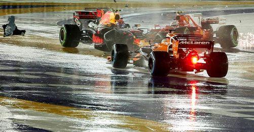 Alonso abandona el Gran Premio de Singapur por pérdida de potencia