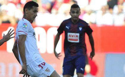Girona-Sevilla F.C.: ¡Final! El Sevilla gana y sigue invicto