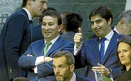 """Haro: """"Creo que el Betis tiene que estar por encima del Sevilla"""""""
