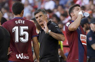 """Mendilibar: """"Valverde es la persona más coherente que conozco"""""""