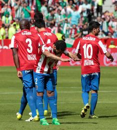 El Sporting a vengarse de la liga ante un renovado Numancia