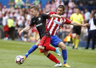 Athletic y Atlético miden su consistencia en La Catedral