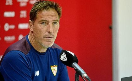Berizzo confirma dos bajas, habla sobre las rotaciones, Muriel, Vitolo...