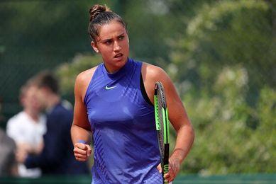 Sara Sorribes cae en los cuartos de final del Torneo de Seúl
