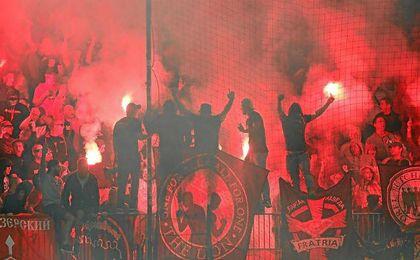 La UEFA impide al Spartak de Moscú vender entradas para el Sánchez-Pizjuán