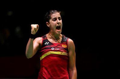 Carolina Marín gana el Superseries de Japón