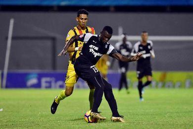 El Real España sigue líder del torneo Apertura al vencer al Honduras Progreso