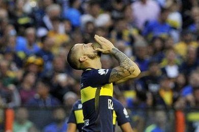 Boca quedó como único líder tras el empate de River con Argentinos Juniors