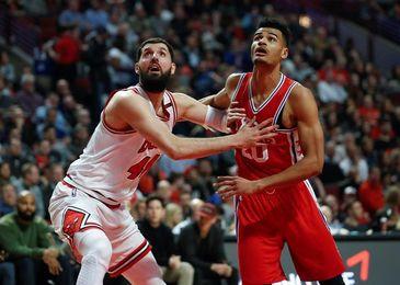 Mirotic acuerda contrato por dos años con los Bulls y 26 millones de dólares