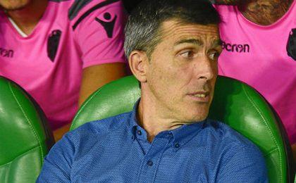 """Muñiz: """"El Betis tiene pegada arriba"""""""