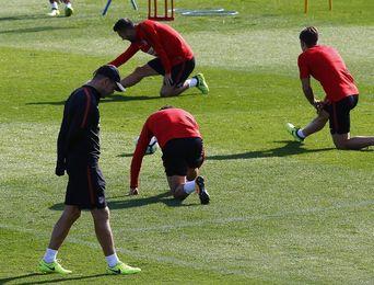 Simeone prepara el duelo con el Chelsea con todos los efectivos disponibles