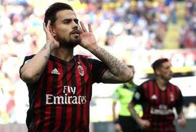 El español Suso renueva su contrato con el Milan hasta junio de 2022