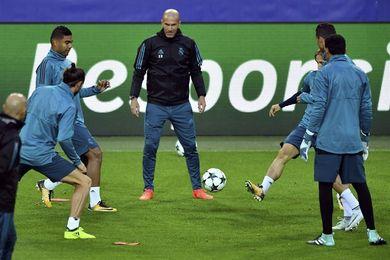 """Zidane: """"No hemos perdido confianza"""""""