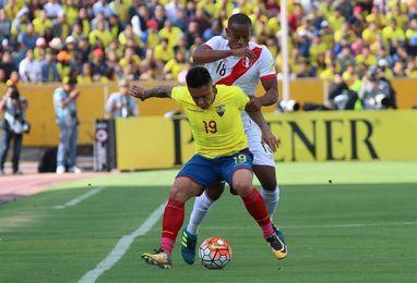 """El ecuatoriano Ramírez dice que los partidos con Chile y Argentina son una """"final"""""""