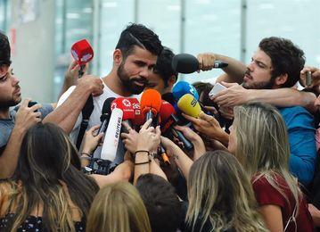 """Diego Costa: """"Mi ciclo en el Chelsea no terminó de la forma que hubiera querido"""""""