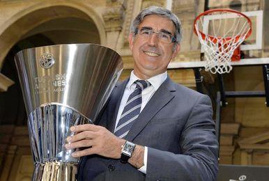 FIBA y Euroliga negocian en València un pacto sobre el calendario