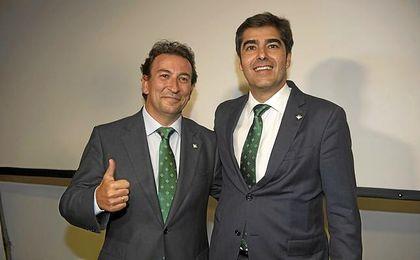 Haro y Catalán hablan de Serra, Setién, la situación institucional...