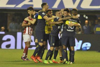 El Boca Juniors pone en juego el liderato ante el recién ascendido Chacarita