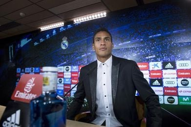"""Butragueño: """"Varane es muy importante para el Real Madrid por su talento"""""""