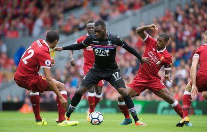 El belga Benteke (Crystal Palace) estará seis semanas de baja por lesión