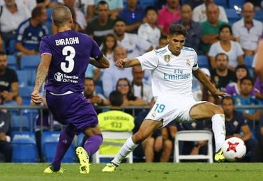 Achraf y Asensio entran en el once por Carvajal y Bale