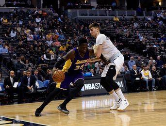 Derrotas de los Warriors y los Lakers ante los Nuggets y los Timberwolves; Juancho, 7 puntos