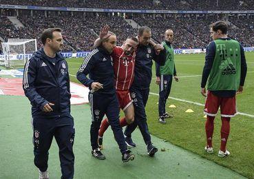 El Hertha remonta dos goles al Bayern, que jugó sin James, y le empata 2-2