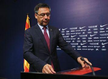 La junta directiva del FC Barcelona se reúne a las 10:30 GMT
