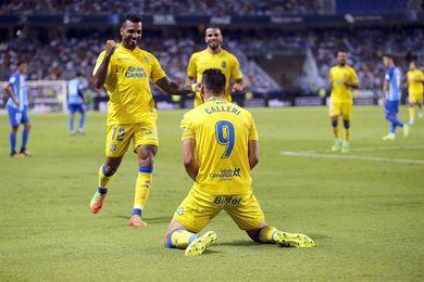 Las Palmas jugará hoy en el Camp Nou con un escudo español en sus camisetas