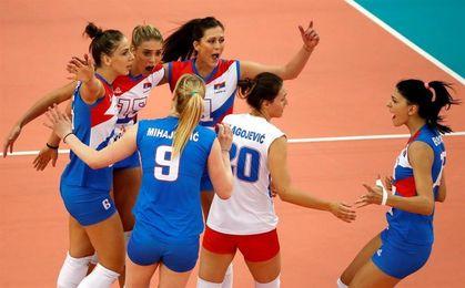 Serbia logra su segundo título tras ganar a Holanda en la final