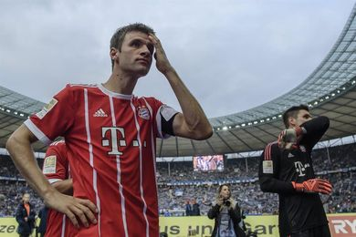 El Bayern enfrenta la pausa de selecciones más tensa de lás últimas décadas