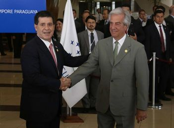 Cartes, Macri, Vázquez e Infantino debatirán la candidatura conjunta para el Mundial de 2030