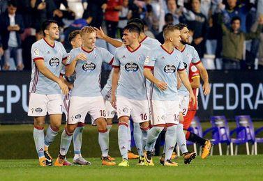 El Celta vuelve a los entrenamientos sin los ocho internacionales