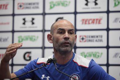 Paco Jémez dice que el Cruz Azul dio un paso adelante