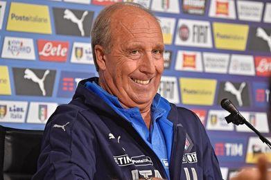"""Ventura dice que si Italia no va al Mundial será una """"catástrofe"""""""