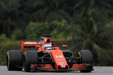 "Alonso: ""Nuestro coche ha tenido ritmo, pero hemos acusado la mala suerte"""