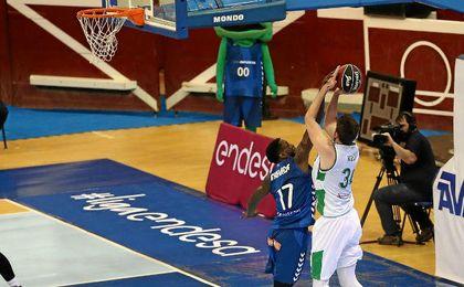 Gipuzkoa 94-60 Betis Baloncesto: Sin alma desde el minuto uno