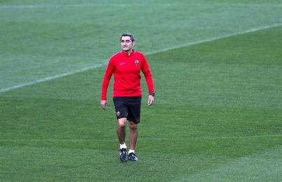 El Barça regresa al campo de entrenamiento tras una jornada de paro