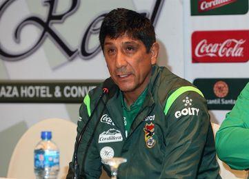 """Bolivia podría """"crecer muchísimo"""" con un triunfo ante Brasil"""